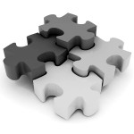 Puzzle pieces, New Business Directions Career Center